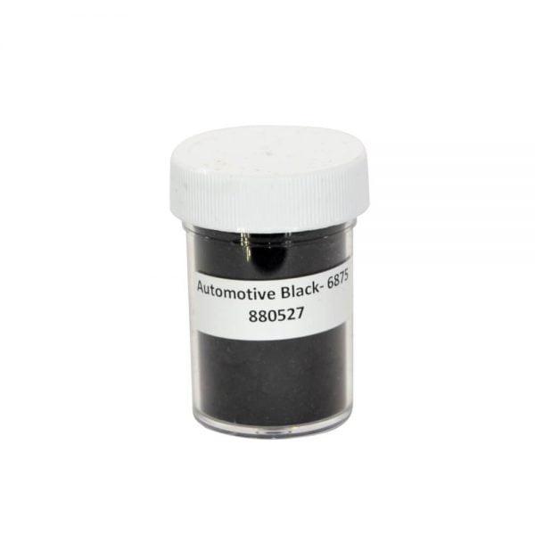 Automotive Black - 6875