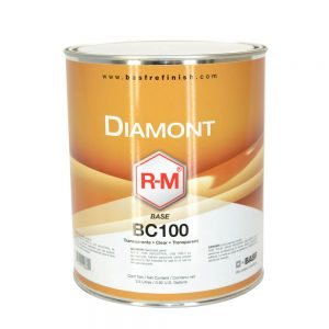 RM Diamont - BC100, gallon paint can