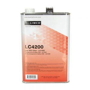 BASF LC4200 Low VOC Clear Coat