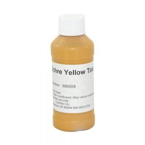 Ochre Yellow Tint