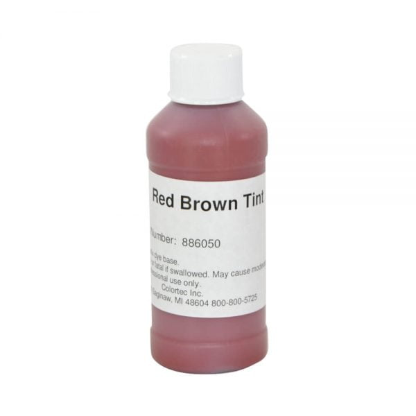 Red Brown Tint