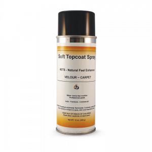 Soft Topcoat Spray