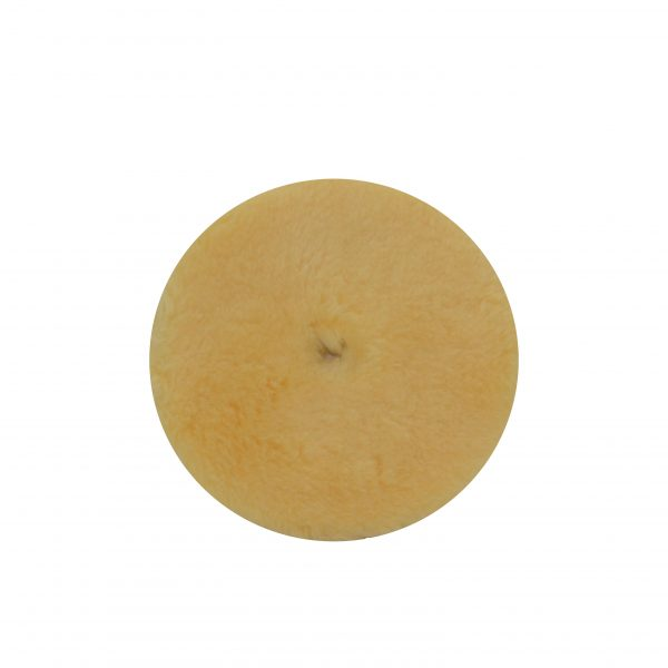 Rupes 150mm Yellow Wool Pad