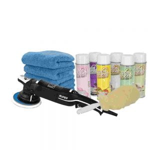 Polishing Equipment and Detailing Products