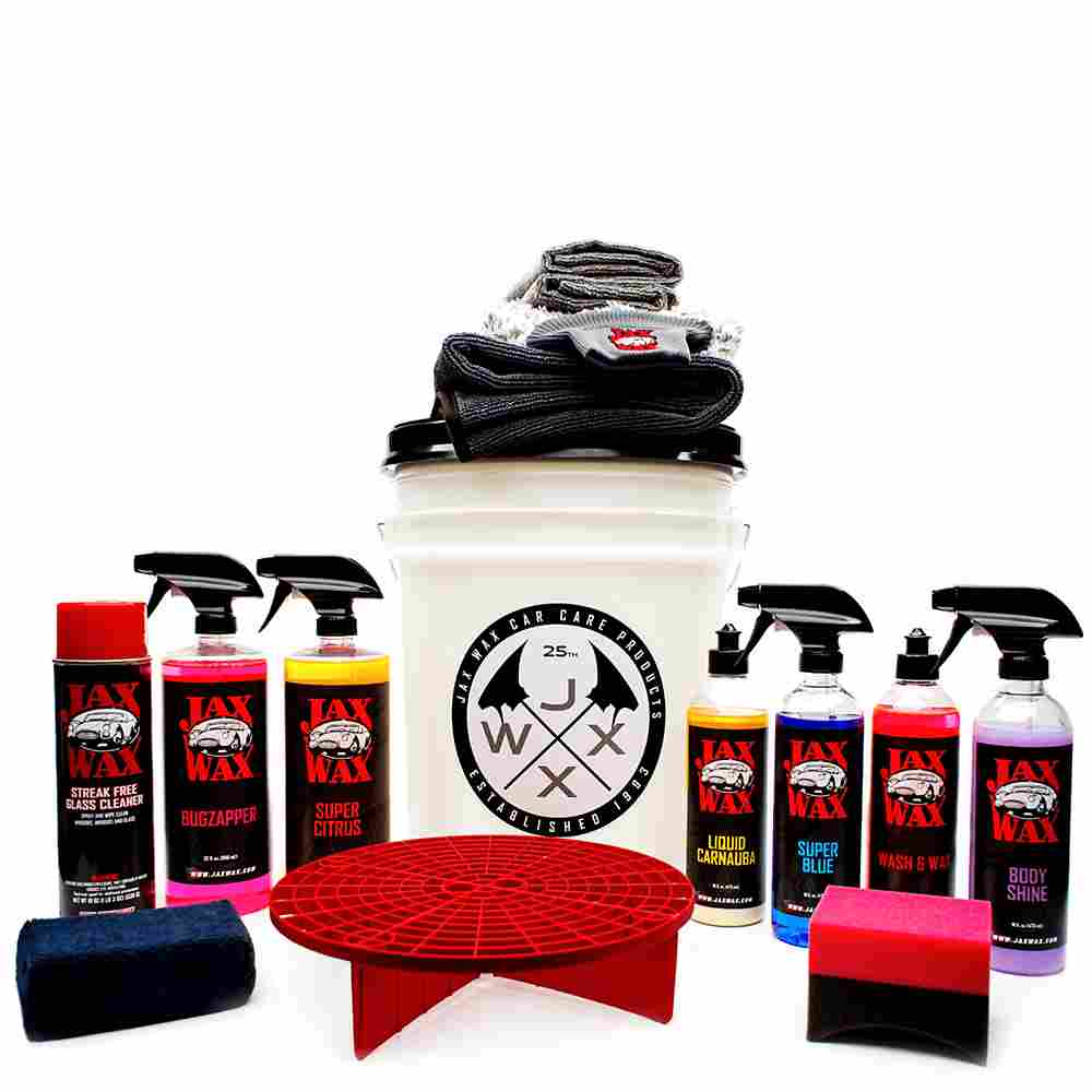 Jax Wax Products