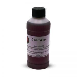 Clear Wipe