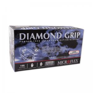 Microflex Diamond Grip Gloves