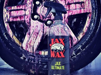 Product Spotlight – Jax Ultimate Wheel Cleaner