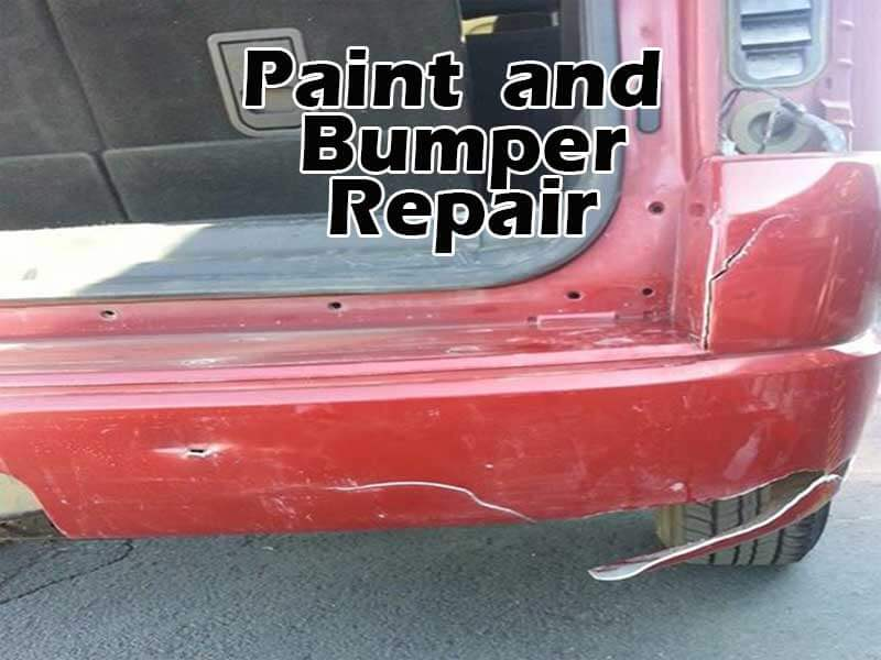 Paint and Bumber Repair